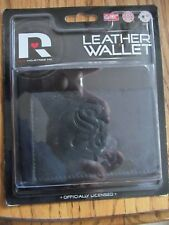 CHICAGO White Sox Baseball MLB Black Leather Tri-Fold WALLET~NEW in package