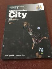 Manchester City v Wigan Athletic 2008/09