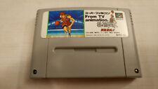 Slam Dunk from TV Animation for Super Famicom SNES Japan Import