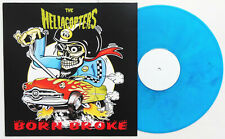 Hellacopters - Born Broke LP BLUE WAX Live Upsala 2000 Imperial State Electric