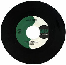 "EMPEROR'S  ""AND THEN""   60's GARAGE   LISTEN!"