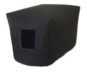 "Bergantino HDN-112 Cabinet (Horizontal) Cover - Black, 1/2"" Padding (berg022p)"