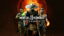 Mortal Kombat 11: Aftermath DLC Region Free Steam Multi Activation GLOBAL PC