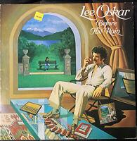 Lee Oskar Before the Rain VINYL LP ALBUM 1978 ELEKTRA RECORDS STEPPIN