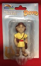 """Bible Toys Real Stories From The Bible Figures David 2.75"""""""
