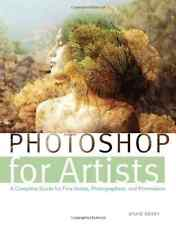 Sylvie Covey-Photoshop For Artists  BOOK NEW