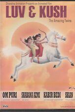 Luv & Kush - The amazing Twins  [Animated Dvd]  1st Edition