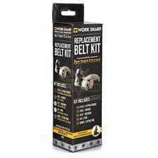 Work Sharp Assorted Belt Kit - Ken Onion Edition belt set