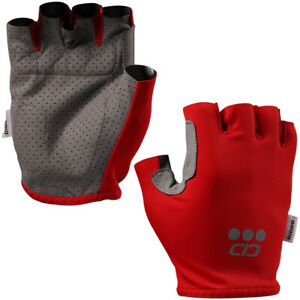 Didoo Cycling Gloves Fingerless Mens Half Finger Breathable Palm Summer Sports