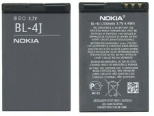 ORIGINAL NOKIA BL-4J AKKU ACCU -- Nokia Lumia 620 C6 C6-00 600 -- 1200mAh -- NEU