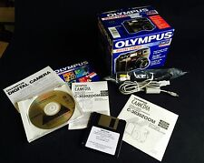 Olympus Camedia C-3030 Zoom Digital Camera