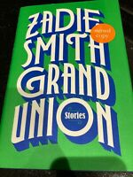 Grand Union : Stories - Zadie Smith - Exclusive Signed Edition - New