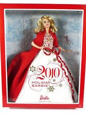 ** NIB BARBIE DOLL CHRISTMAS HAPPY HOLIDAY 2011