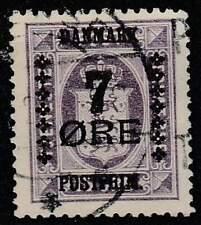 Denemarken gestempeld 1926 used 164 - Dienstzegel