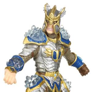 Schleich Eldrador Ice Crystal GRIFFIN KNIGHT HERO Figure Figurine HTF 2012
