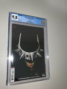 Batman Who Laughs #1 Variant CGC 9.8