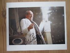 Bill Paterson - Doctor Who - Signed autograph 10x8 Photo - Victory of the Daleks