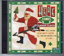 Here comes Santa Claus Leonardo, Billy Rock & the Snowcats, Rockabilly Ch.. [CD]