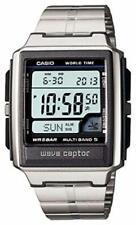 CASIO watch WAVE CEPTOR Waveceptor radio clock MULTIBAND 5 WV-59DJ-1AJF mens