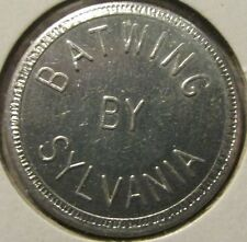 Very Old Batwing Bat Wing by Sylvania Hps Grow Light $4 Trade Token
