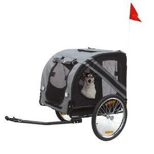 Karlie Fahrrad Hunde Anhänger Doggy Liner Economy bis 40 kg Transport