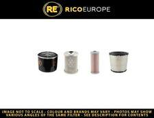 KOBELCO E25 SR Filter Service Kit Air Oil Fuel w/Yanmar 3TNE74ENYB Eng. YR2003