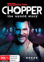 CHOPPER - The Untold Story - Underbelly Files : NEW DVD