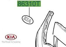 Genuine Kia Rio 2011-2016 Badge Logo 863201W000