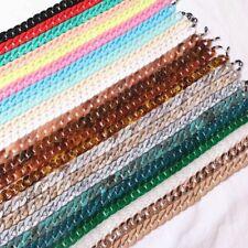 Reading Glasses Rope Vintage Anti Slip Acrylic Cord Holder Lanyard Hold Straps