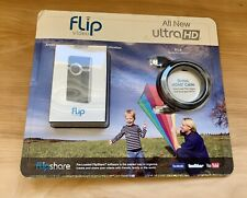 Flip Ultra Video Camera • 8 GB Of Memory • Records 2 Hours