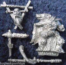 2001 Chaos Seigneur de Guerre Skaven RATMEN citadelle commande SEIGNEURS & héros Armée WARHAMMER