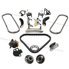 Fit ALFA ROMEO 159 Brera Spider JTS 939A0 3.2 V6 Timing Chain Kit Sprocket