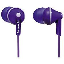 Auriculares Panasonic Rp-hje125e-v Violeta