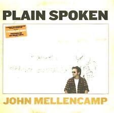 JOHN MELLENCAMP PLAIN SPOKEN VINILE LP 180 GRAMMI NUOVO E SIGILLATO !!