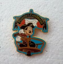 *~*DISNEY PIRATES OF THE CARIBBEAN MICKEY DISNEY CLUB EXCLUSIVE PIN*~*