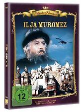 ILJA MUROMEZ Märchen LA LOTTA IL DORATA CANCELLO digital rivisto DVD nuovo