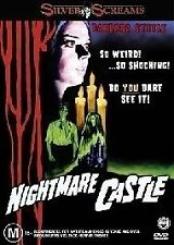 Nightmare Castle (DVD, 2005)