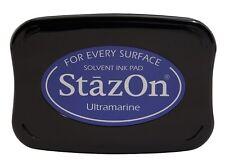 StazOn - Ink Pad - Ultramarine
