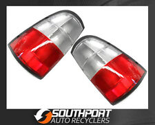 HOLDEN RODEO TAIL LIGHTS LAMPS SUIT STYLE SIDE 2001-2003 TF R7 R9 *NEW PAIR*