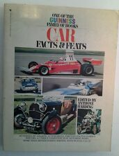 ONE OF THE GUINNESS FAMILY OF BOOKS CAR FACTS & FEATS 1976