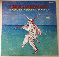 PIERGIORGIO FARINA / NAPOLI APPASSIONATA - LP (Italy 1989) SIGILLATO / SEALED