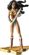"WONDER WOMAN - The Art of War: Adam Hughes 7.25"" Statue (DC Comics) #NEW"