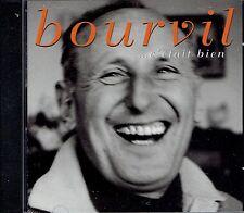 CD - BOURVIL - C'était bien