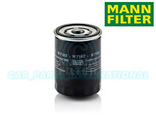 Mann Hummel OE Quality Replacement Engine Oil Filter W 718/2