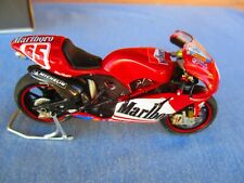 WELL BUILT MARLBORO DUCATI  RACING BIKE   HELLER   1/24 kit