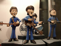 The Beatles Moments In Time Series  Rare and Original from Negative Photo  tb020