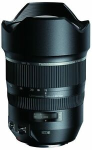 Manufacture Refurbished TAMRON A012C 15-30mm f/2.8 VC SP USD Lens For Canon