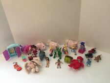 Miscellaneous Junk Drawer Lot 25 Mini Small Figures Toys