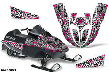 AMR Racing Snowmobile Decal Sled Sticker Kit Arctic Cat 120 SNO-PRO Youth BRITNY