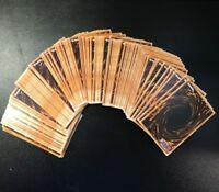 100 Random YuGiOh Cards Bundle Including Holos, Rare Bulk Joblot